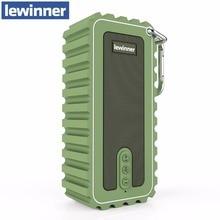 Lewinner Nouveau Étanche Mini Haut-Parleur Portable 10 W Stéréo Sans Fil Bluetooth Haut-Parleur avec Ultra Basse HiFi Son pour Sport En Plein Air