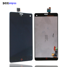 For ZTE Nubia Z7 Mini NX507J LCD Display Touch Screen Digitizer Replacement For Nubia Z7 Mini Screen LCD недорго, оригинальная цена