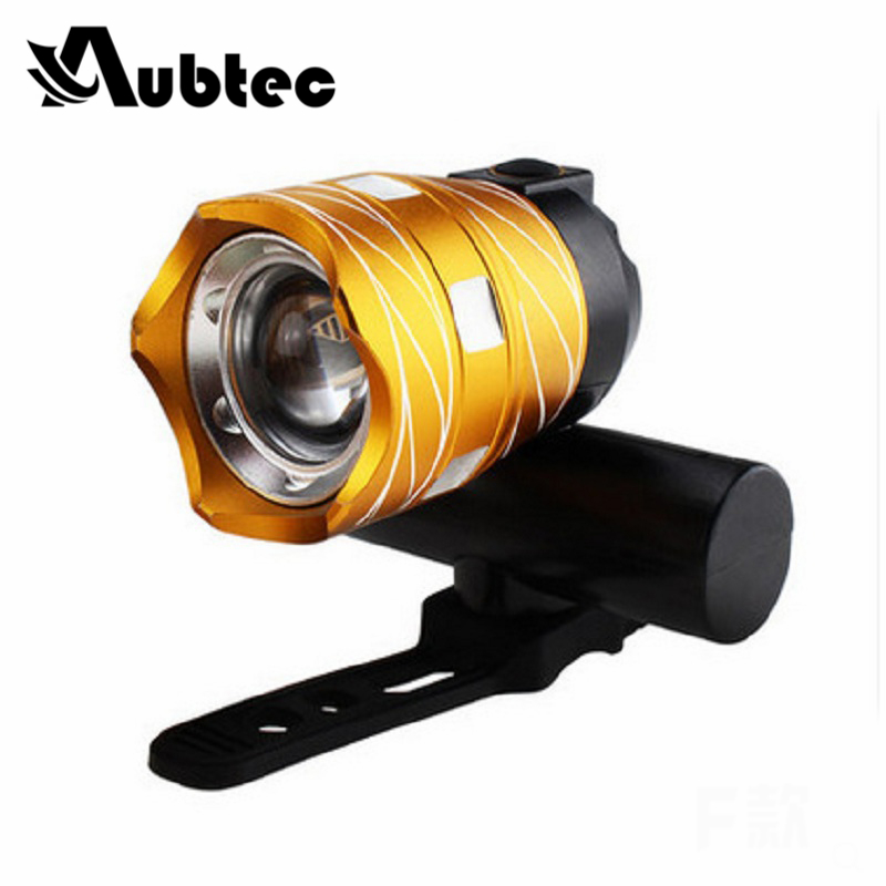 Aubtec Brand 1*Rear Bike Light Taillight Safety Warning Bicycle Light Tail Lamp Comet LED Cycling Bycicle Light Free Shipping!