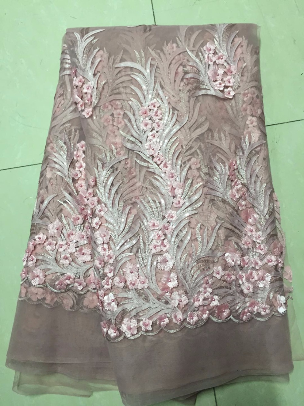 Buy pink white teal blue wine wedding for Wedding dress fabric store