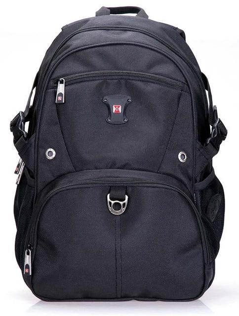Swisswin fashion men laptop backpacks mini waterproof bags women swissgear school travel bag sw9035 2015 new bag sale