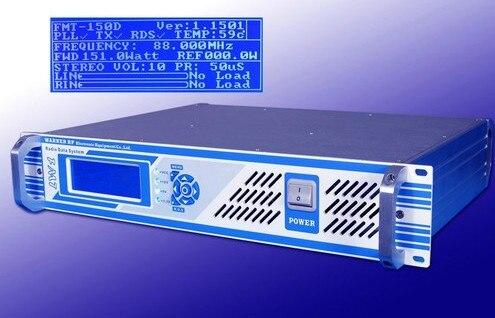 80 Вт RDS интеллектуальный fm вещания передатчик перевод конференции