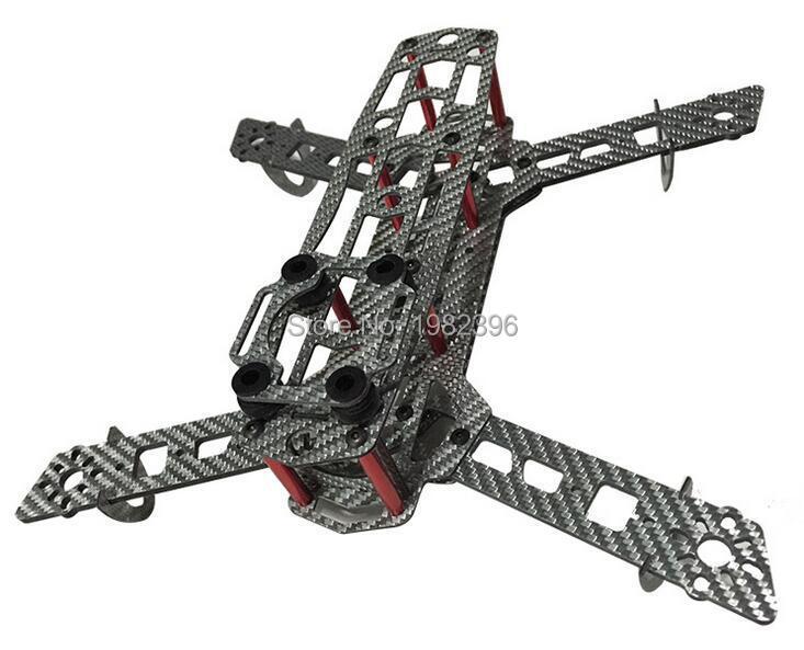 Fibre de carbone 250 MM lame Diatone 250 classe Racing cadre quadrirotor Multirotor