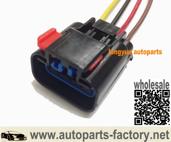 Longyue 10pcs Radiator Fan Relay Connector Pigtail Case For 2003 Jeep Grand Cherokee 4 7l V8 Universal Electrical 8
