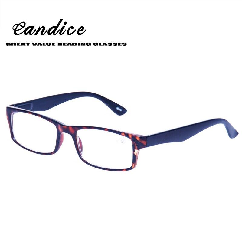 Cheap Great Value Reading Glasses Women Men Spring Hinge Glasses +1.00 +1.50 +2.00 +2.50 +3.00 +3.50 +4.00
