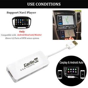 Image 4 - Carplay Dongle Navigatie Speler Auto Usb Smart Auto Link Dongle Voor Apple Voor Android Speler Mini Usb Carplay Met Android
