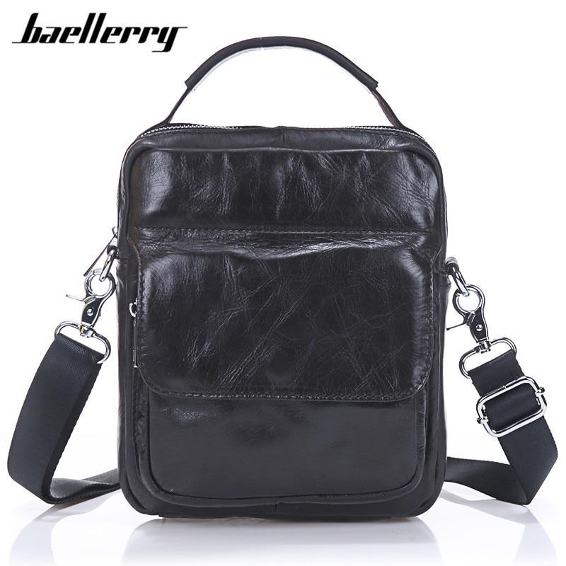 Vertical Designer Men Genuine Cow Leather Handbag Top-handle Bags Male Clutch Fashion Briefcase Messenger Shoulder Crossbody Bag
