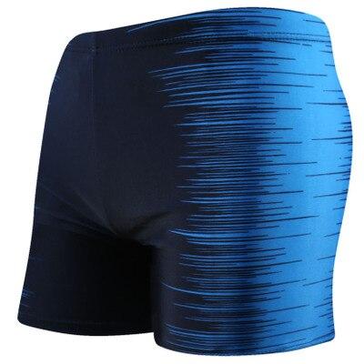 Men Swimsuit Quick Dry Swimming Trunks Boxer Sunga Briefs Men's Waterproof Racing Swimwear Beach Board Strips Shorts