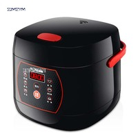 RTFB-20HW Mini Intelligent Microcomputer Rice 2L Cooker Reservation Small Rice Cooker Suitable 1-2 People Electric Non-Sticking
