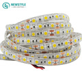 5m/roll SMD 5050 waterproof  LED Strip flexible  light 60Led/m DC 12V White / Warm white / Red /Green /Blue / RGB