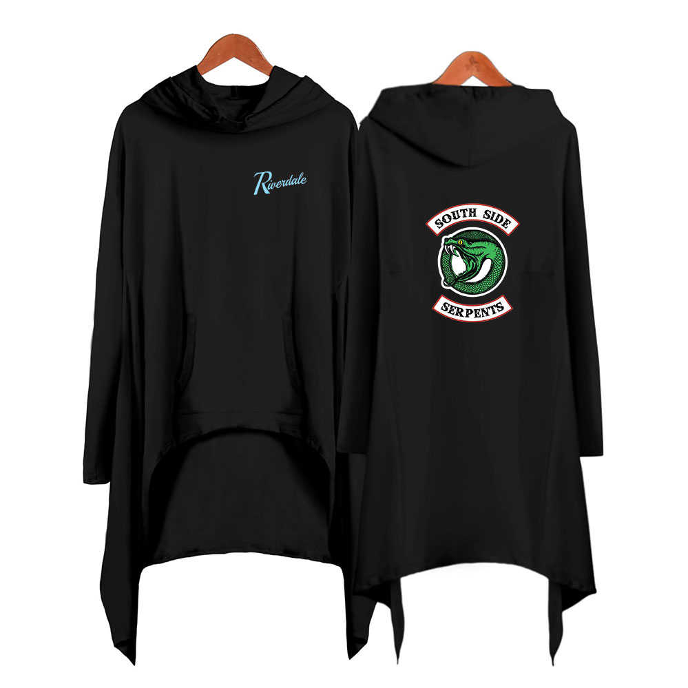Drop shopping  Women's Clothing TV Riverdale Hoodies Sweatshirts Album South sexy Hoodie Sweatshirt Free Shipping