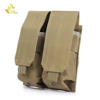 Men Portable Outdoor EDC Bag Molle Backpack Hanging Gadget Pouch Attachment Key Phone Pouch For Hiking