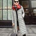Jaqueta de inverno parka mulheres casacos tamanho grande inverno mulheres de algodão acolchoado casaco longo para baixo mulheres casaco de inverno feminino TT234