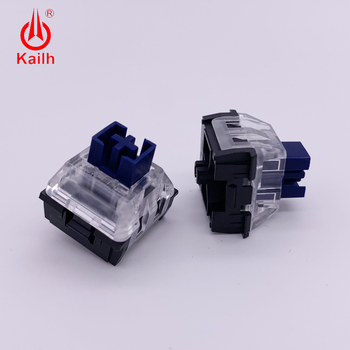 10pcs kailh optical Switch diy mechanical keyboard RGB/SMD dust-free clicky - sale item Games & Accessories