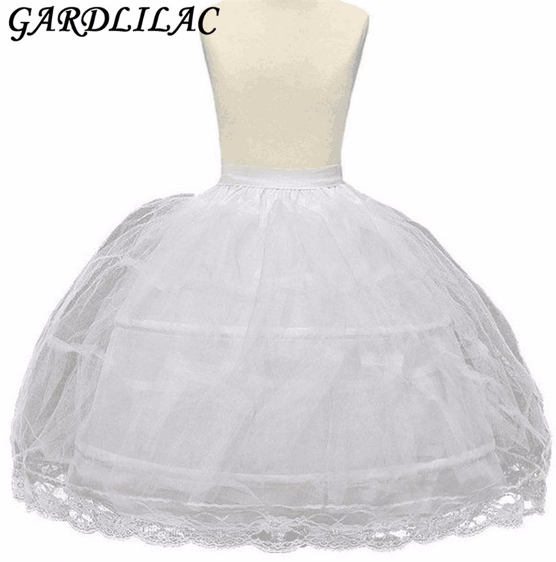 Back To Search Resultsweddings & Events La Estrella De Mar Enaguas Para El Vestido De Boda New 2hoops 2 Layer Fabric Ruffle A Line White Petticoat Woman Long Jupon With The Best Service