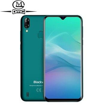 Перейти на Алиэкспресс и купить Сотовый телефон Blackview A60 Pro, Android 9,0 pie, MTK6761 четыре ядра, 4080 мАч, 3 ГБ + 16 ГБ, 4G смартфон, двойная камера, мобильный телефон