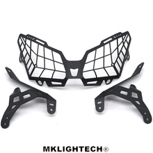 MKLIGHTECH For YAMAHA FJ-09 TRACER 900 MT-09 15-19 Motorcycle CNC Headlight Guard Cover Protector