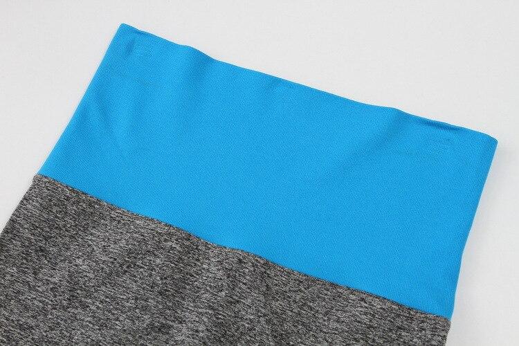 Sport anzug für weibliche yoga elastische gym hosen kraftübung - Sportbekleidung und Accessoires - Foto 5