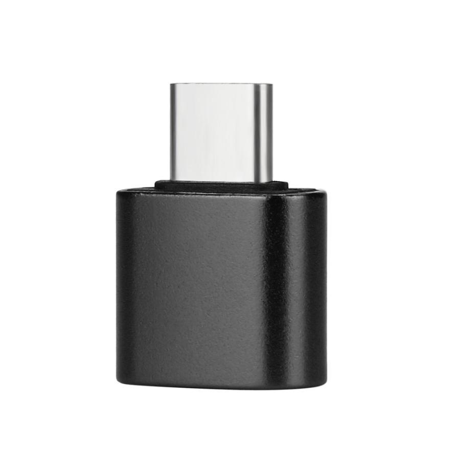 USB-C Type-C To USB 2.0 OTG Mini Adapter Converte For Samsung Galaxy S9 Dropshipping Mar 29