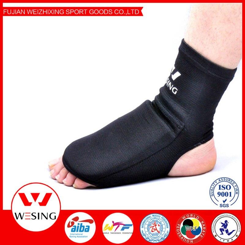 Prix pour Shiping libre 100% coton cou garde, sanda, de boxe, taekwondo, muay thai karaté shin et garde-pied 1502B1