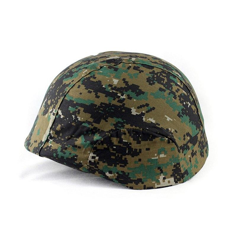 Тактический шлем крышка CS Военная Униформа Пейнтбол тактический шлем Камуфляж Печать Ткань Обложка для M88 Шлем