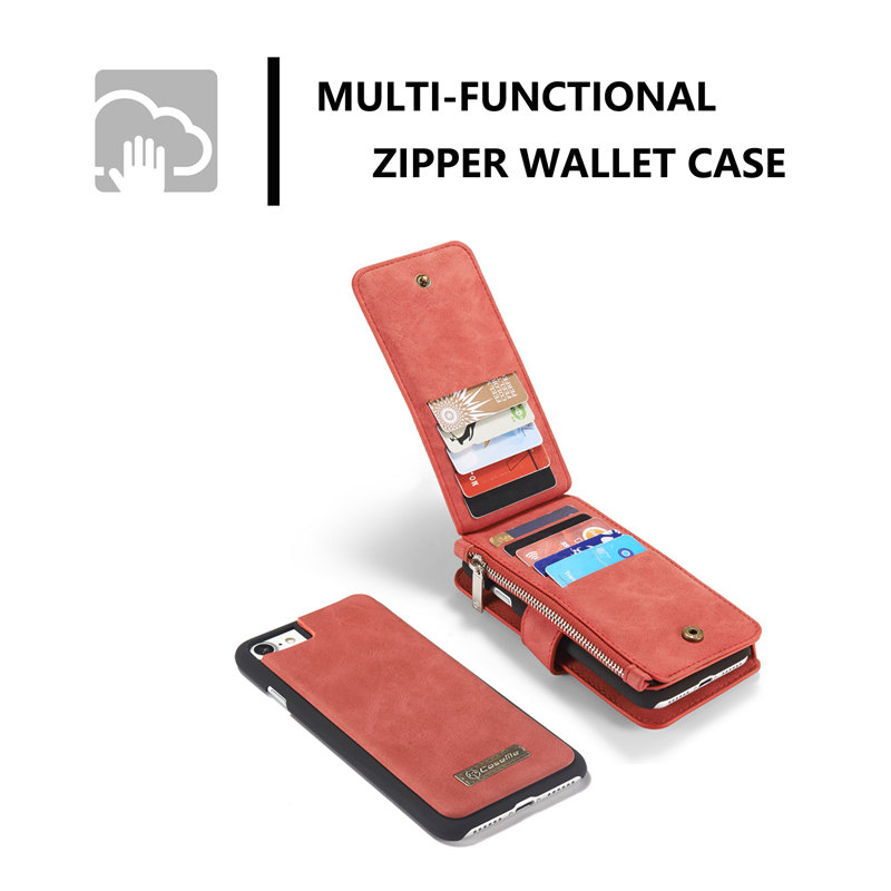CaseMe-märke för Apple iPhone 7 Fodral Lyxigt - Reservdelar och tillbehör för mobiltelefoner - Foto 6