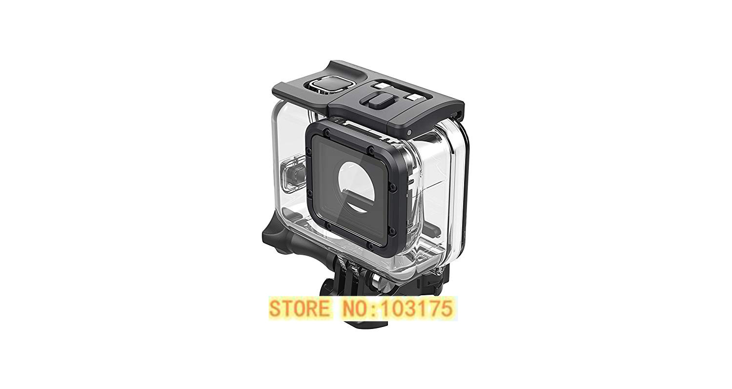 100% Original For GoPro Super Suit Uber Protection With Dive Housing For HERO5 HERO6 Hero 7 AADIV-001