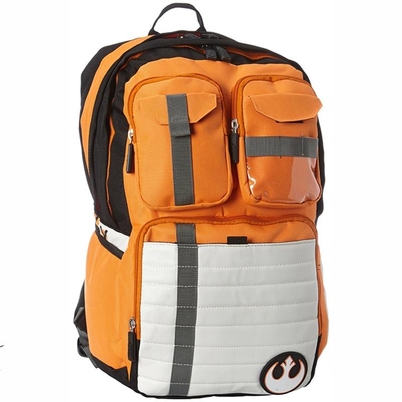 Star Wars Backpacks Women Rebels Logo schoolbag Backpack men School Bags for Teenager Children Rucksack Laptop Daypack Mochilas star wars 3d prints backpack schoolbag for kids