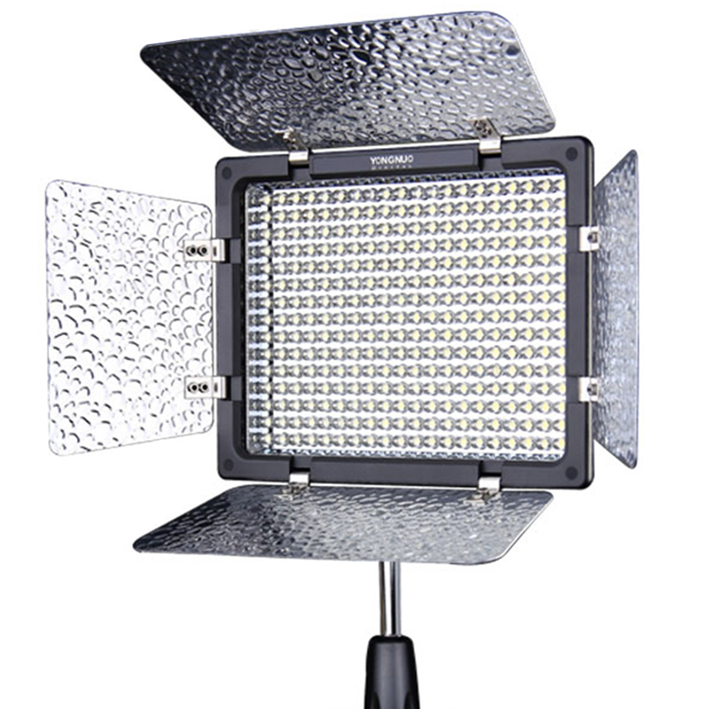 ФОТО Yongnuo YN300 III YN-300 lIl 5500K Pro LED Video Light  Photographic lamp for Sony Canon Nikon Camera Camcorder