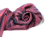 1 pcs (100*140) cm Organza Tecido   Roxo/Vermelho   Brilhante Faísca Decorativo Tecido   evento de Decoração Para Casa