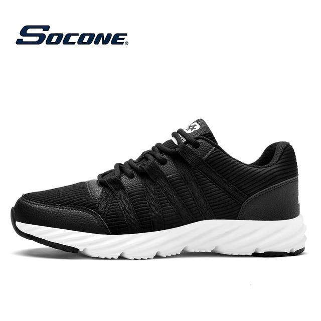 732b9d1f5ce62 Socone zapatillas originales zapatos de hombre zapatos atléticos hombres  deporte al aire libre masculinos zapatos para