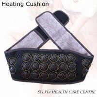 Women Personal Beauty Wellness Abdominal Massage Belt Waist Support Neck And Shoulder Heating Belt Release Pain
