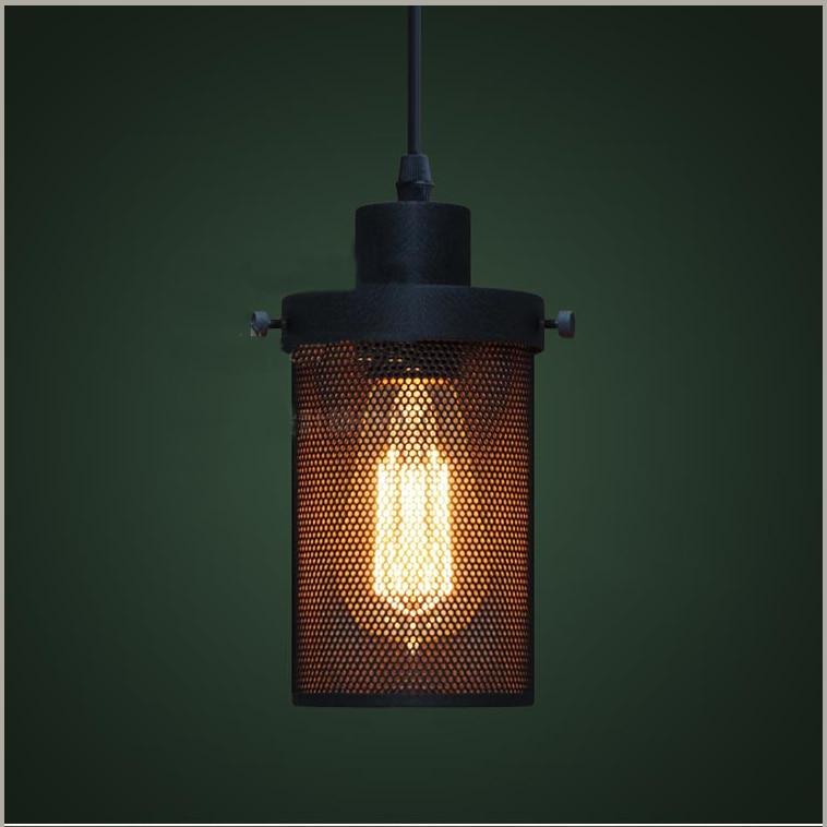 Warm Loft Industrial Pendant Lights Frech Countryside