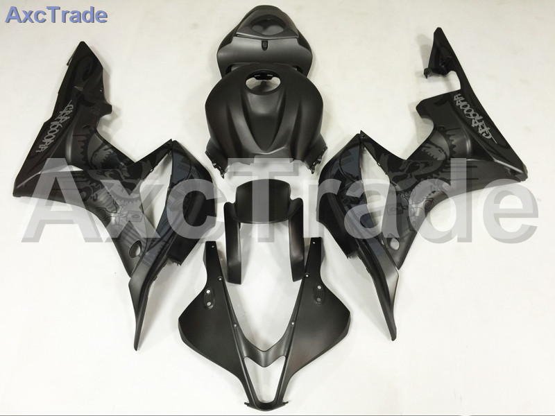 Motorcycle Fairings For Honda CBR600RR CBR600 CBR 600 RR 2007 2008 F5 ABS Plastic Injection Fairing Bodywork Kit Black A614 injection mold fairing for honda cbr1000rr cbr 1000 rr 2006 2007 cbr 1000rr 06 07 motorcycle fairings kit bodywork black paint