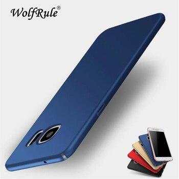 Copertura Della Cassa del telefono Per Samsung Galaxy S6 Ultra-sottile sottile Liscia Custodia In Plastica Posteriore Per Samsung Galaxy Caso di S6 per Samsung S6 G9200