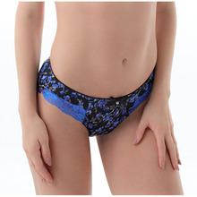 2pcs/Pack Mid-Rise Ladies Underwear Woman Panties Lace Sexy Panty For Women Cotton Crotch Briefs Hot Sale Plus Size M-L-XL