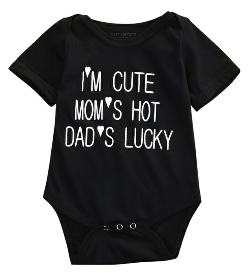 baby clothes girl rompers children clothes body for newborns Clothing sliders jumpsuit onesie baby costume funny slogans