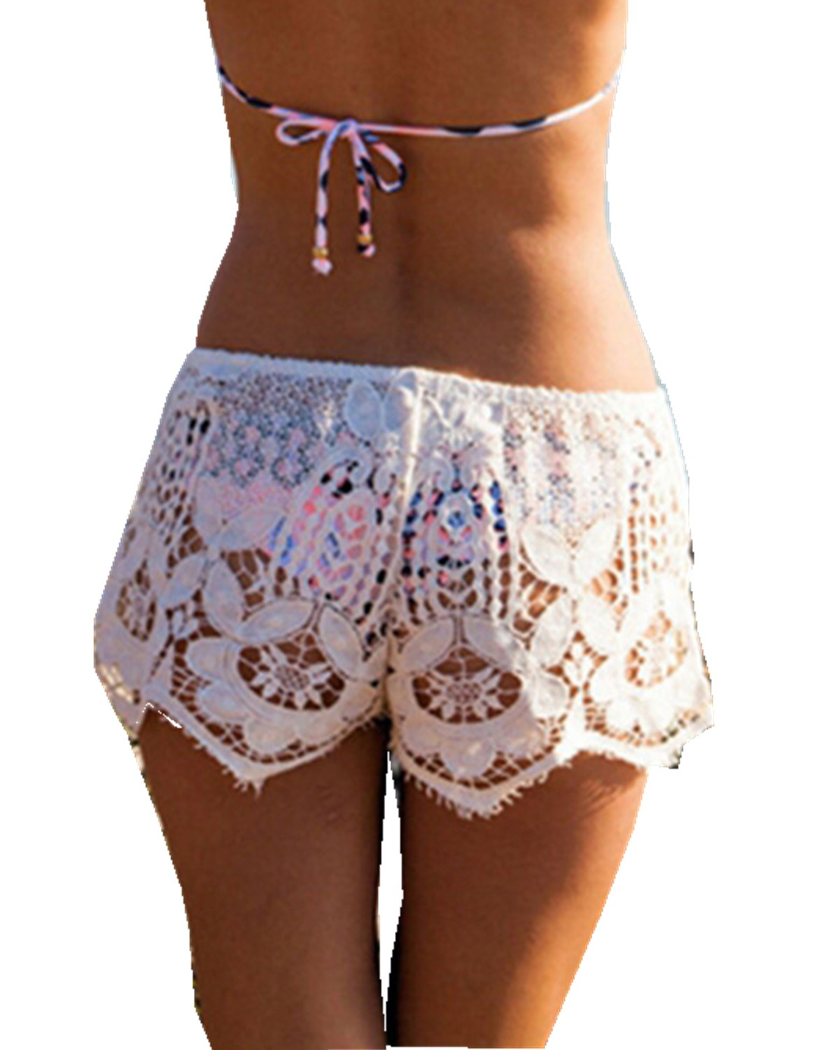 Aliexpress.com : Buy Women Lace Ladies Shorts 2016 Hot Summer ...