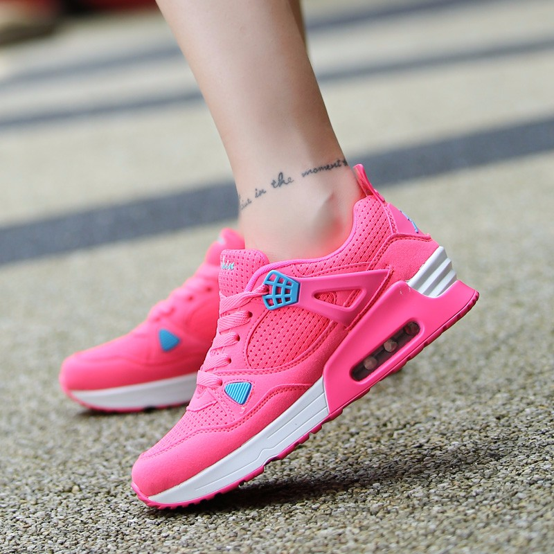 Fashion Tennis Women Casual Shoes 2017 Spring Breathable Flat Low Top Trainers Women Shoes Superstar Green Ladies Shoes YD168 (21)