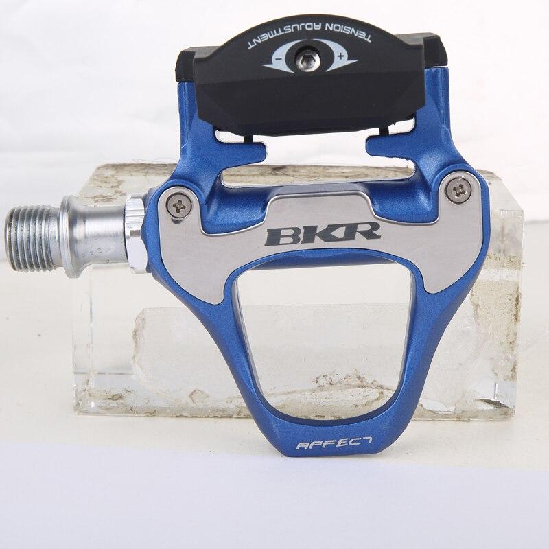 Offre spéciale à prix réduit vélo pédale/alliage pédale avec aluminium bleu pédale vélo pièces vtt