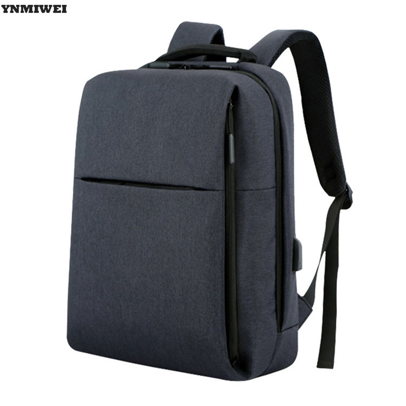 Anti-theft Backpacks Notebook PC Bags 12 13 14 15.6 inch Oxford Waterproof Laptop Backpack Business School Bag For Men Women