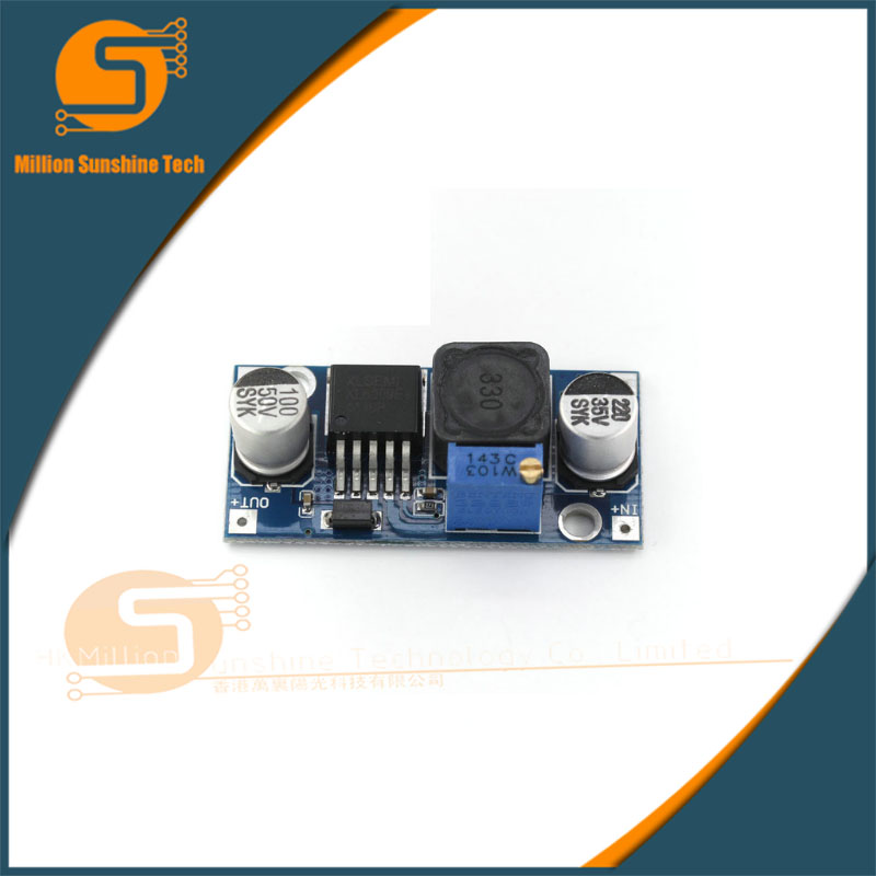 In Stock! XL6009 DC-DC Booster Module Power Supply Module Output Is Adjustable Super LM2577 Step-up Module Free Shipping