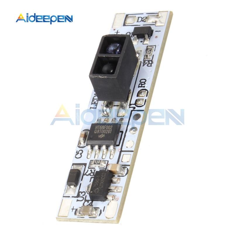 XK-GK-4010A DC 12V 3A 36W Short Distance Scan Sensor Sweep Hand Sensor Switch Module Constant Voltage For Auto Smart Home
