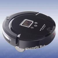 PAKWANG Automatic Vacuum Cleaner A320 Fullgo Robot Aspirador Black