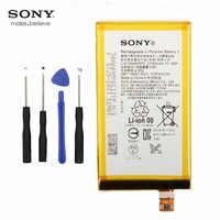 Originale Sony LIS1594ERPC Batteria Per Sony Xperia Z5mini XA Ultra C6 F3216 F3215 F3216Xc Xmini F5321 Z5C Z5 compact 2700mAh