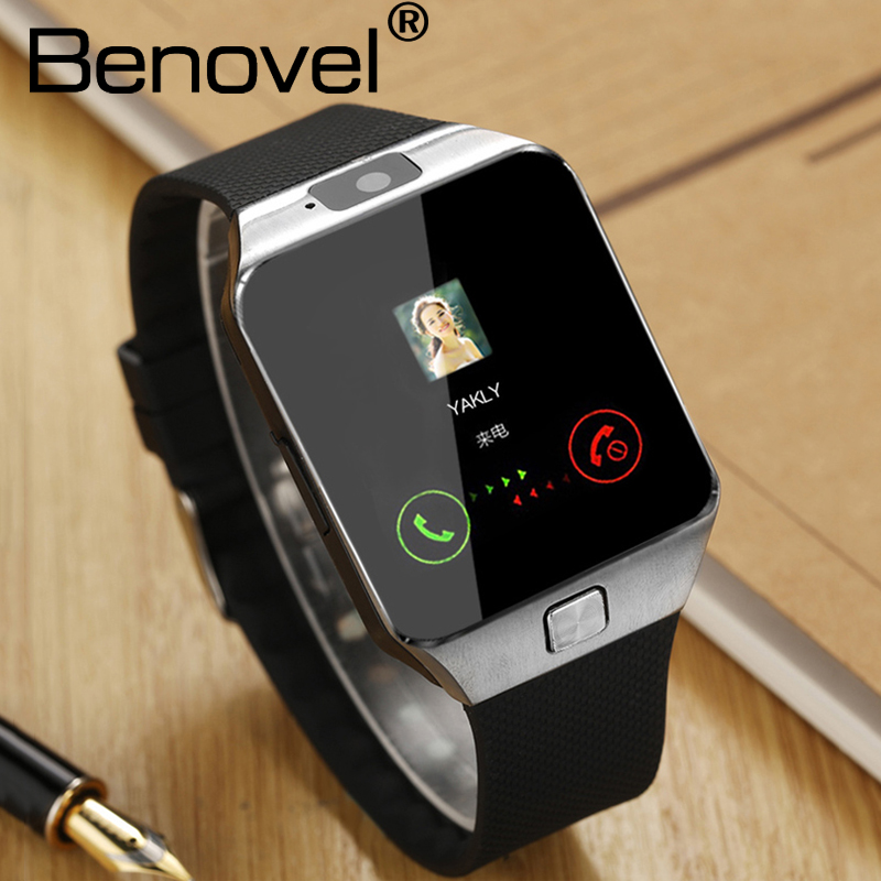 Benovel Smart Watch DZ09 Android Relogio Wearable Devices Phone Smartwatch  SIM TF Camera WristWatch For IOS iPhone PK Q18 A1 U8