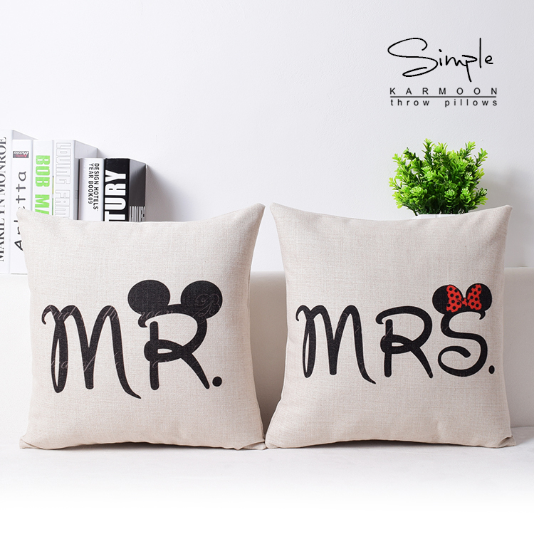 Wedding Gift Pillow Cases Choice Image Wedding Decoration Ideas