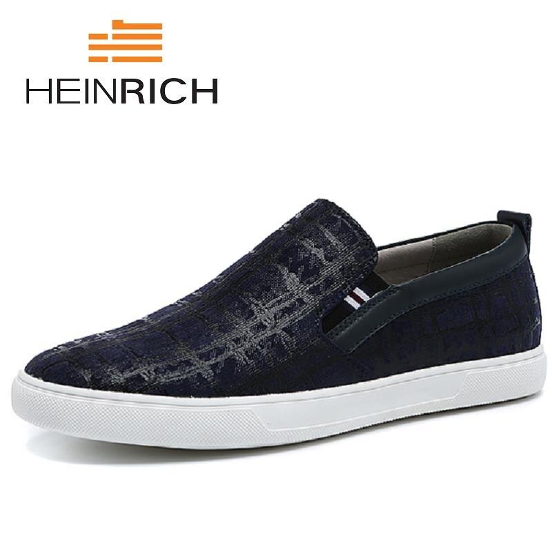 Zapatos Para lago Azul azul Los Planos Hombres Sapatos Casual Primavera Llegan Hombre De Zapatillas Nuevo Marino Calzado Heinrich Gris 2018 amarillo Cómodos q8HY8U