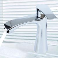 1pc Zinc Alloy Bathroom Basin Faucets Practical Bath Cold Water Faucet Sink Tap Deck Mounting Mayitr