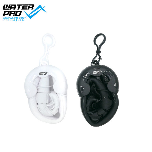 Water Pro Flexa Snorkel for Free Diving All Silicone Adult Diving Snorkeling